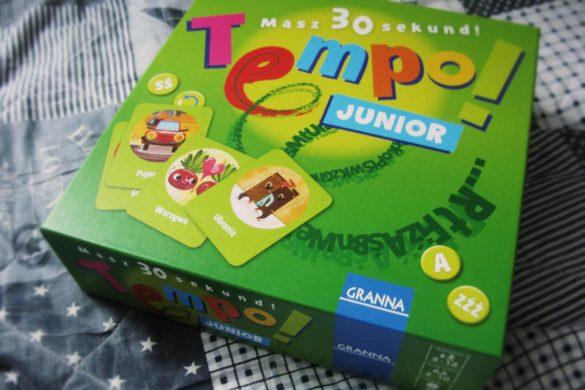tempo junior gra